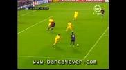 гол на Рони срещу Левски