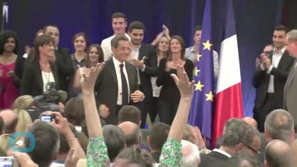 France's UMP Party Changes Name to The Republicans, Boosting Sarkozy
