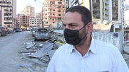 Lebanon: Beirut begings clearing mountains of rubble in the wake of major explosions
