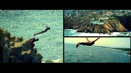 Flo Rida - Whistle (официално видео Hd )
