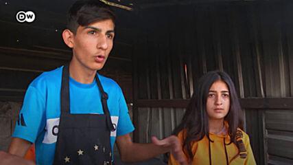 Турция: момчето, за което всички говорят