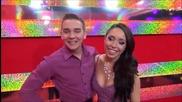 Dancing Stars - Мика и Тодор - Седмица на любовта 25.03.2014г
