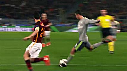Реклама на Шампионска лига 2015-2016 на 8 Март