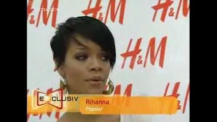 Rihanna - Fashion Against Aids 01.02.2008)