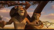 Мадагаскар 2 - Бг Аудио ( Високо Качество ) Част 3 (2008)