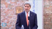 Kerry's Long Trip Abroad Breaks Records Among Past US Diplomats