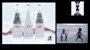 Песента от рекламата на Evian