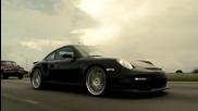 Porsche 997 - Vossen Wheels