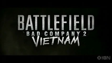 Hd Battlefield Bad Company 2 Vietnam Trailer 2010