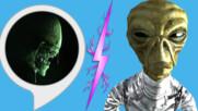Намесени ли са извънземни при изчезването на загадъчния монолит