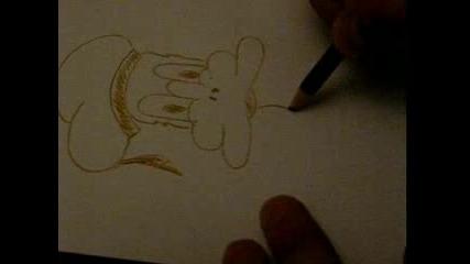 Как Се Рисува Героят donald Duck
