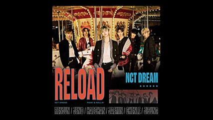 Бг превод! Nct Dream- Puzzle Piece ( Official Audio )