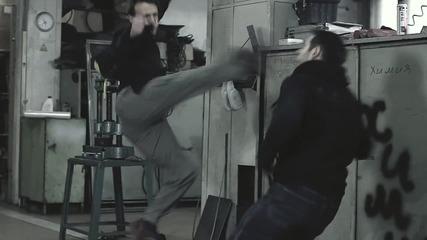 Конфликт в склада