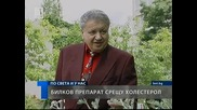 Български билков препарат топи плаки по съдовете