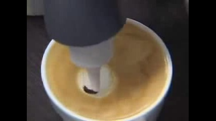 Latte Art!!! Много Яко, Просто Невероятно