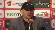 Радуканов: Поздравявам отборите на Цска и Лудогорец с успехите им