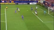 Севиля 3 - 0 Фиорентина ( лига европа ) ( 07/05/2015 )