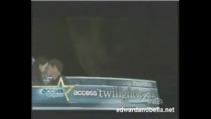 Twilight - Access Hollywood 03.03.09
