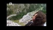 Глобусът - Пещерите на България.