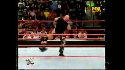 Mike Awesome vs. Prince Albert (2001)