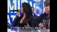 Jana Todorovic - Zabranili zeni pice Dm Sat Uzivo