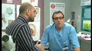Клиника на третия етаж (2010) - 4 серия Чужденците (част2)