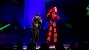 Daddy Yankee - Perros Salvajes Festival Vina del mar 2013