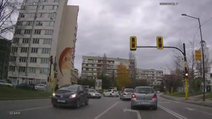 Минаване на червен светофар 46