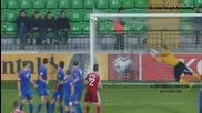 Молдова 0:1 Лихтенщайн 15.11.2014