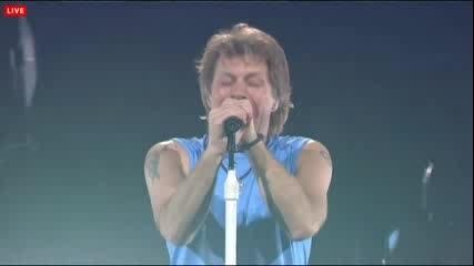 Bon Jovi - Encore Cleveland 2013 (2_3)