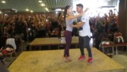 Workshop 6 - Byron & Ariadni - Bachata