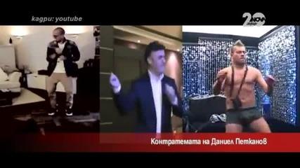 Кой е по-добър танцьор - Ники Михайлов, баща му или Панайот от Биг брадър - Часът на Милен Цветков
