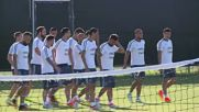 USA: Messi joins Argentina team-mates for Copa training after court case