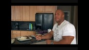 Phil Heath говори за хранителния си режим