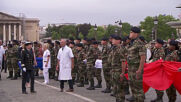 France: Medics receive standing ovation at Bastille Day military parade in Paris