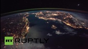 ISS: The beauty of Earth revealed in this ISS time-lapse