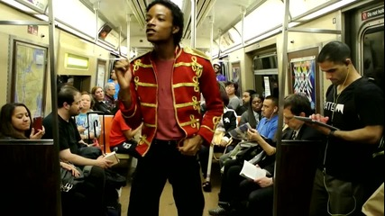 Michael Jackson - имитатор