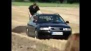 Оран с Audi Quattro