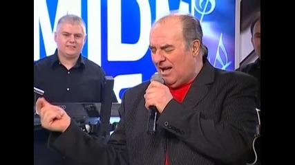 Miki Jevremovic - Da sam tvoje zlato - (LIVE) - Sto da ne - (TvDmSat 2009)