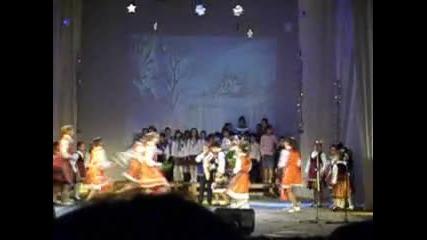 Кооледен концерт на Соу кирил и Методий гр.карнобат, 17.12.2009г.