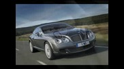 Bently Continental Gt Speed Preview