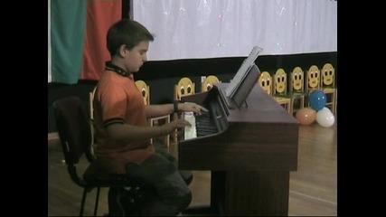 Даниел Анастасов - Йоханес Брамс - Унгарски танц