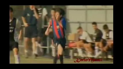 До върха с Барселона - Leo Messi