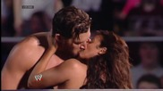 R-truth & Naomi vs. Fandango & Layla Raw, May 19, 2014