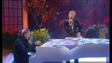 (превод) Claudia Jung & Richard Clayderman - Je taime mon amour