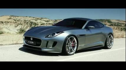 Jaguar C X16 Concept - Един добре направен спортист !