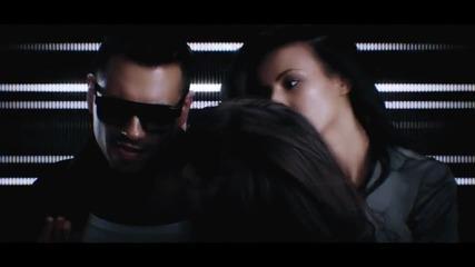 Bojan Bjelic feat Dara Bubamara - Pogledom te skidam [official Video] 2012