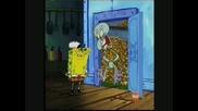 Spongebob - Харесваш Krabby Patties, нали Squidward?