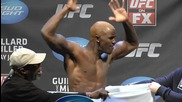 Ufc on Fx Guillard vs Miller Weigh-in Highlight