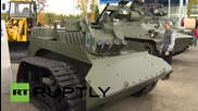 Russia: See the new fighting module Arbalet-DM at RAE-2015